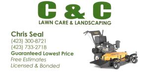 C & C Lawn Care & Landscaping