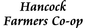Hancock Farmers Co-op