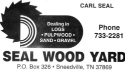 Seal Wood Yard