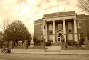 Courthouse, Sneedville TN