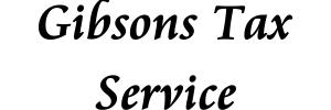 Gibsons Tax Service