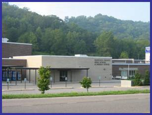 Hancock County TN High School